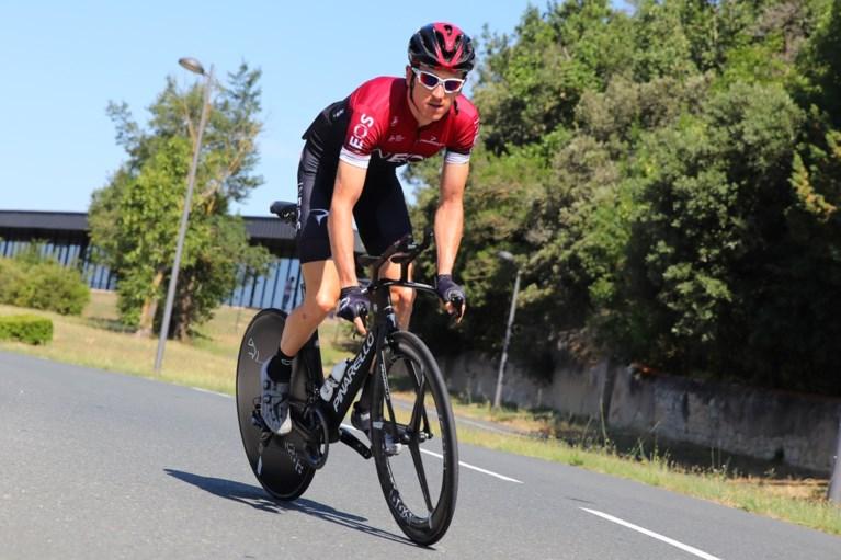 """Geraint Thomas gebeten door triatlonmicrobe: """"Ik moet toch iets doen als ik stop met koersen"""""""