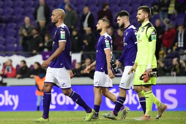De onthutsende cijfers van Anderlecht in 2019: meer verloren dan gewonnen en een negatief doelsaldo