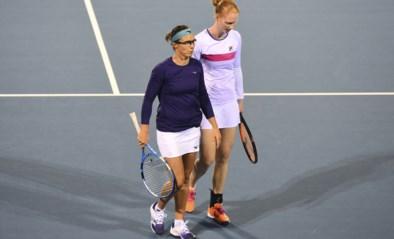 Alison Van Uytvanck met ademhalingsklachten naar Australian Open