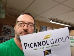 """Personeel Picanol strijdvaardig: """"We come back stronger"""""""