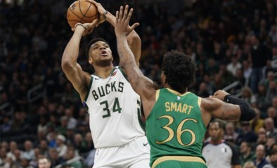 Milwaukee Bucks blijven domineren in de NBA
