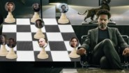 Zo plaatst Tom Lenaerts de pionnen voor het tweede seizoen van 'Over water': wie zet John Beckers schaakmat?