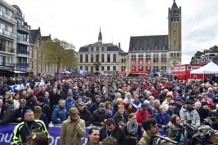 Start wielerwedstrijd Dwars door Vlaanderen vijf jaar langer in Rodenbachstad