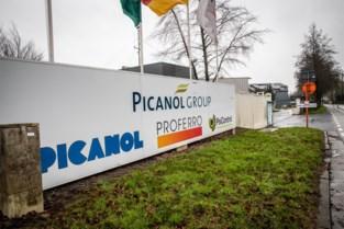 Picanol ligt ook donderdag lam