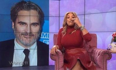 Ophef nadat presentatrice Wendy Williams live op televisie lacht met 'hazenlip' van 'Joker'-acteur Joaquin Phoenix