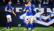 Raman stuwt Schalke met assist voorbij Mönchengladbach