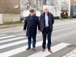 Zebrapad op Berchemweg in Melden blijft maar er komt geen snelheidsverlaging