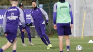Anderlecht zonder spits tegen Club Brugge: Roofe opstellen is (te) risicovol, Chadli moet depanneren