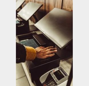 Sint-Bavo wil badge in plaats van handpalmscan