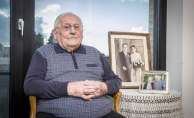 """Nog één keer feest en toen moest Noël (100) afscheid nemen van zijn Alma (101): """"82 jaar van mijn leven kwijt"""""""