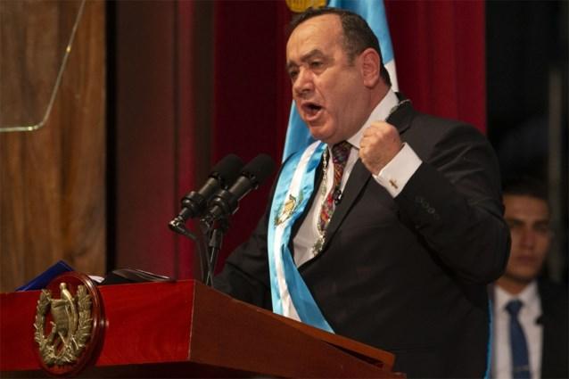 Nieuwe president Guatemala verbreekt diplomatieke banden met Venezuela