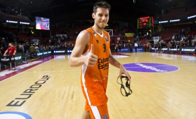 Sam Van Rossom boekt met Valencia tiende zege in Euroleague basketbal