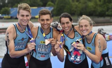 Alexandra Tondeur en Jelle Geens zijn Triatleten Van Het Jaar 2019