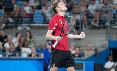 """David Goffin vol zelfvertrouwen voor Australian Open: """"Zeges tegen Nadal en Dimitrov gaven me een boost"""""""