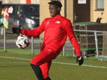 Van Club Brugge naar KVO: Amadou Sagna aan de zee op zoek naar speelminuten
