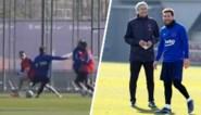 Lionel Messi en Antoine Griezmann tonen zich op training aan nieuwe coach