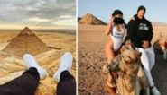 """YouTuber in Egyptische cel voor beklimmen van piramide: """"Vreselijke dingen gezien, maar was voor goed doel"""""""