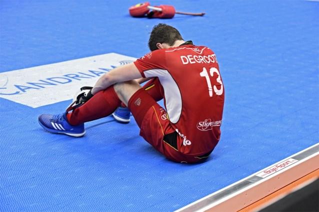 Indoor Red Lions missen start op EK met zware nederlaag tegen Duitsland