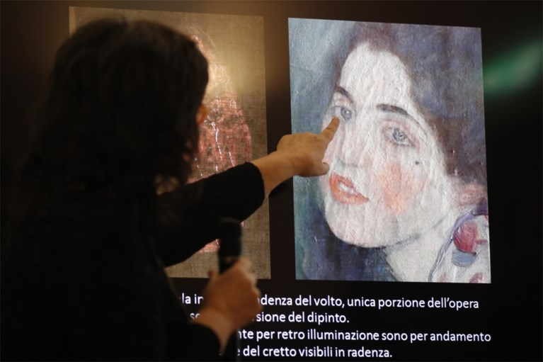 Schilderij van Gustav Klimt dat in Italië opdook, is echt