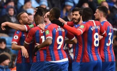 Manchester City laat in eigen huis opnieuw punten liggen na dolle slotfase tegen Crystal Palace