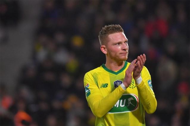 Renaud Emond scoort eerste doelpunt voor Nantes in spektakelmatch, Matz Sels en Jason Denayer stoten door in Coupe de France