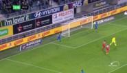Jonathan David en Vadis Odjidja redden slordig AA Gent uit de nood tegen Moeskroen, Buffalo's wippen naar tweede plek