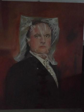 Ex-vriendin verkoopt hilarisch portret van Jeff Hoeyberghs op veilingsite… voor 15 euro