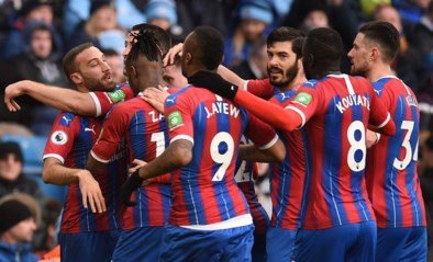 PREMIER LEAGUE. Manchester City laat in eigen huis punten liggen na dolle slotfase tegen Crystal Palace, Chelsea verliest