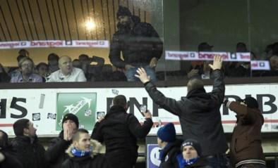 Anthony Vanden Borre weggeleid uit loges nadat hij in de clinch ging met Club Brugge-fans