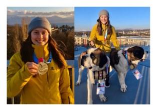 DAGBOEK. Evy Poppe bekomt van gouden medaille
