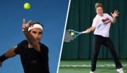 """Roger Federer over comeback van Kim Clijsters: """"Leeftijd heeft geen belang"""""""