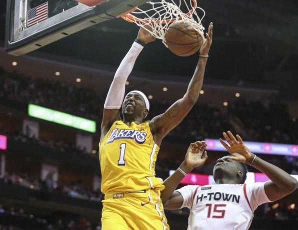 NBA. LA Lakers kloppen Houston Rockets ondanks 69 (!) punten van het duo Westbrook-Harden