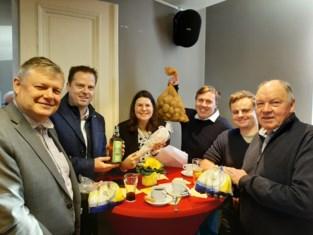 Witloof bereikt recordprijs tijdens Sint-Antonius, maar varkenskop blijkt een koopje