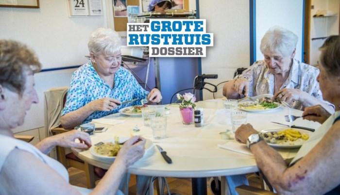 6 euro voor drie maaltijden: in onze rusthuizen vind je geen haute cuisine