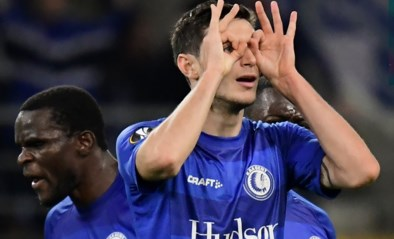 Pech voor AA Gent: spits Roman Yaremchuk moet onder het mes en is out tot de play-offs