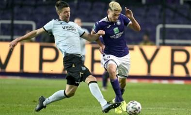 ONZE PUNTEN. Anderlecht ontdekt 18-jarige spits, Hans Vanaken laat Gouden Schoen wat meer blinken