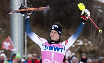 Fransman Clément Noël wint slalom in Wengen