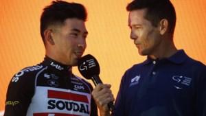 "Jasper Philipsen vierde in openingscriterium Adelaide: ""Caleb Ewan sprintte 10 km/u sneller"""
