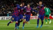 Tiki-taka is helemaal terug in Camp Nou: Lionel Messi bezorgt Barcelona op heerlijke wijze de zege bij debuut van coach Setien
