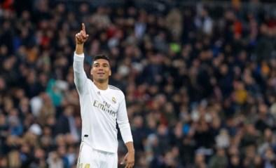 Casemiro loodst slap Real Madrid voorbij Sevilla naar voorlopige leidersplaats in La Liga