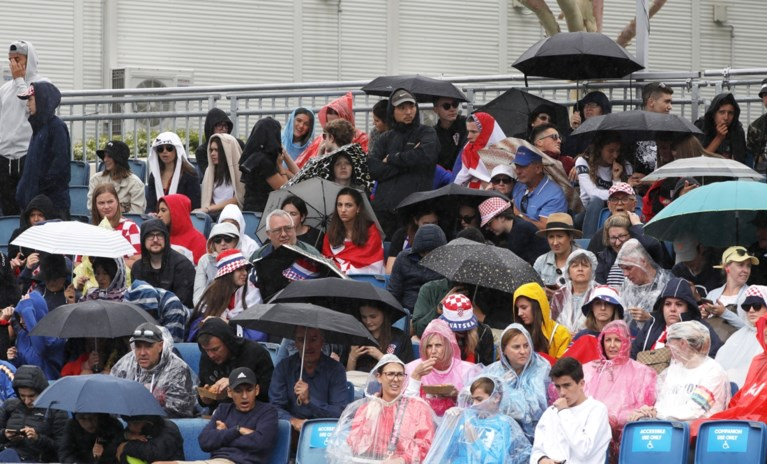 "Australië houdt hart vast: ""hevige wind, hagel en zware regenval"" op komst"