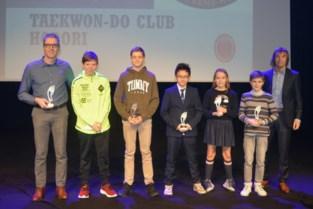 Prijzen voor Taekwon-Do club Hodori