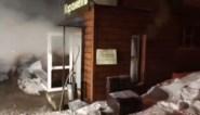 Vijf mensen omgekomen bij breuk van warmwaterleiding in Russisch hotel