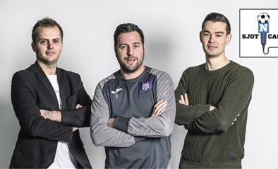 """SJOTCAST. """"Cliché-interviews zijn het hatelijkst. Doe mij dan maar Vormer."""" Anderlecht-doelman Frank Boeckx is onze gast in aflevering 21!"""