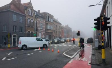 Vrouw overleden in Leuven na val van vijfde verdieping om aan brand te ontsnappen