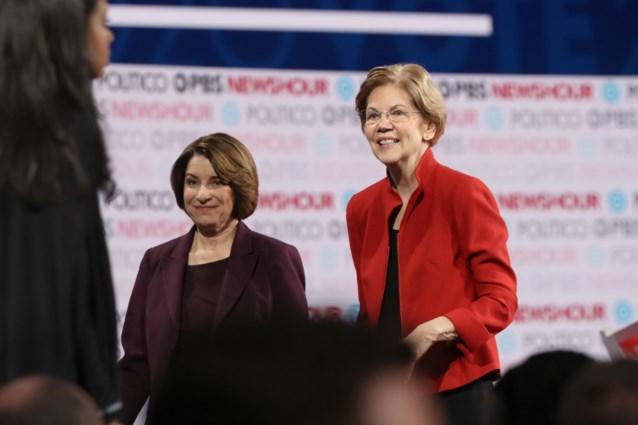 New York Times breekt met traditie en steunt twee Democratische presidentskandidaten