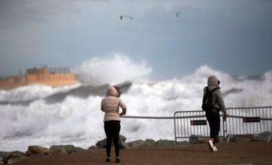 Twee doden na doortocht van storm Gloria in Spanje