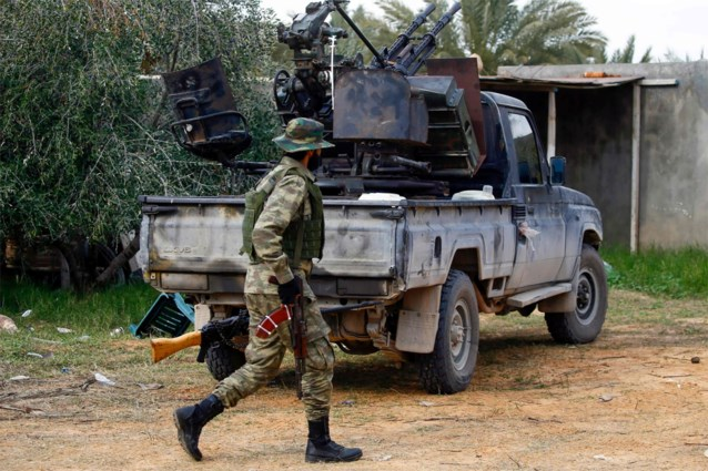 Conflict Libië escaleert verder: aanhangers van Haftar blokkeren nog meer oliefaciliteiten