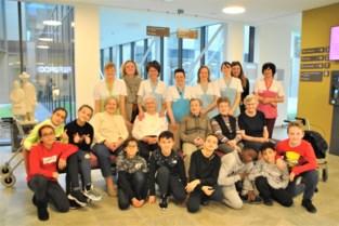 """Kinderen ontdekken talenten in woon-zorgcentrum: """"Maar ik zou toch liever voetballer worden"""""""