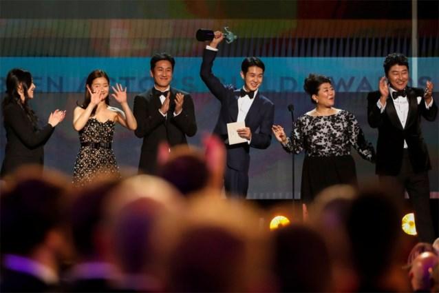 Zuid-Koreaanse film 'Parasite' wint belangrijkste prijs bij Screen Actors Guild